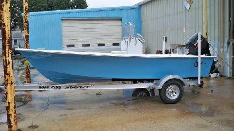 2017 C-hawk Boats 190 Center Console