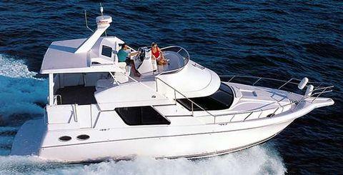 2001 Silverton 392 Motor Yacht Manufacturer Provided Image
