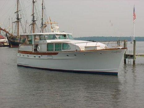 1970 Trumpy Motor Yacht Motor Yacht Barbra Joan