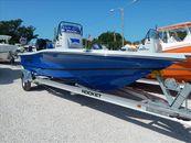 2015 Epic bay boat 22SC