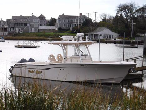2007 Grady-White 306 Bimini