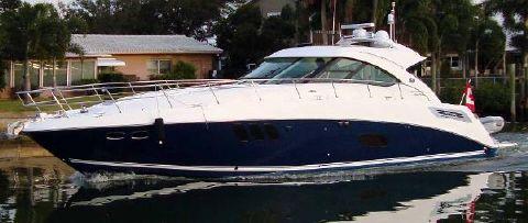 2011 Sea Ray 54 Sundancer