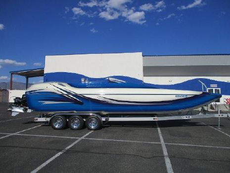 2007 Eliminator Boats 28 Daytona ICC