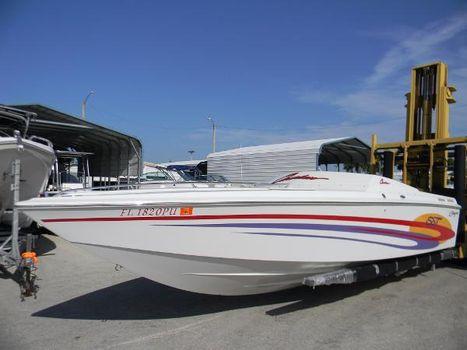 1996 Baja 24 Outlaw