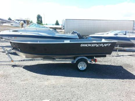 2014 Smoker-craft 14 Voyager