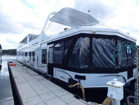 2007 Sumerset Houseboats 21x106