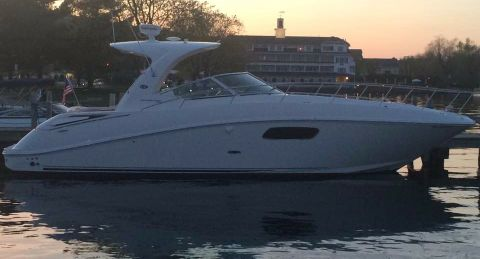 2009 Sea Ray Sundancer