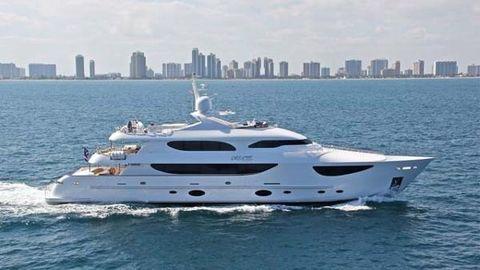 2011 Hargrave 136 Tri-deck Motor Yacht DREAMER