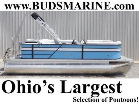 2019 CREST PONTOON BOATS I 200 L