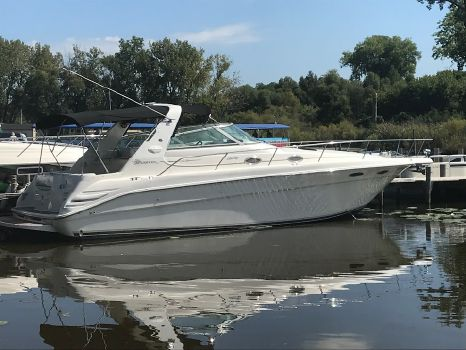1995 Sea Ray 330DA Sundancer