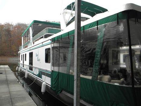 2001 Jamestowner 16x70 Houseboat