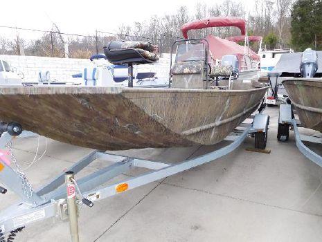 2016 G3 Boats 1860 CCT camo