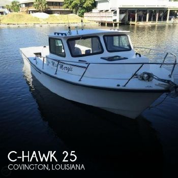 1998 C-hawk Boats 25 1998 C-Hawk 25 for sale in Covington, LA