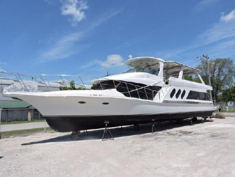1998 Bluewater Yachts 680 Custom Series