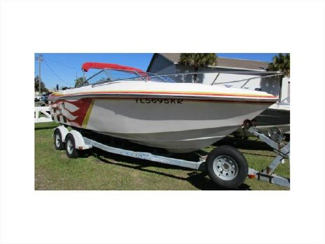 1989 Wellcraft Runabout 20 Classic