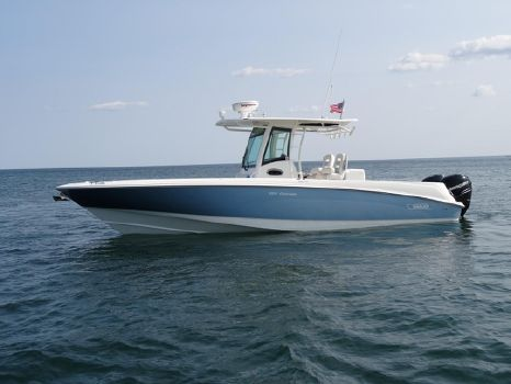 2014 Boston Whaler 320