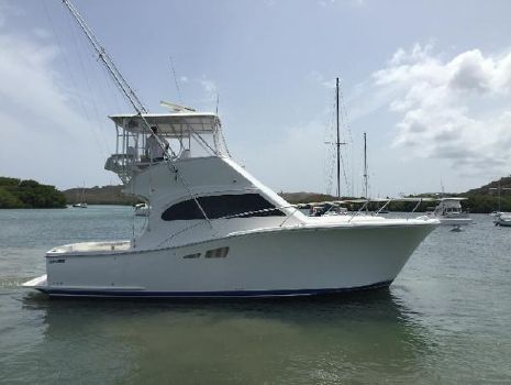 2008 Luhrs 35 Convertible Starboard side