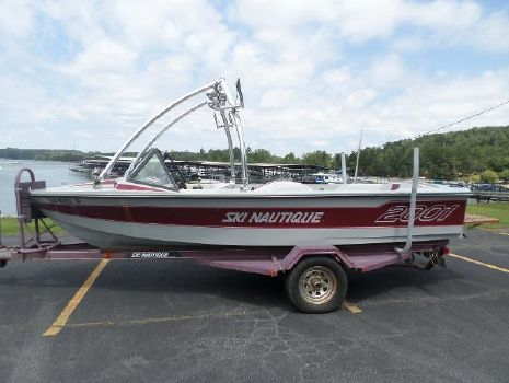 1987 Correct Craft Ski Nautique