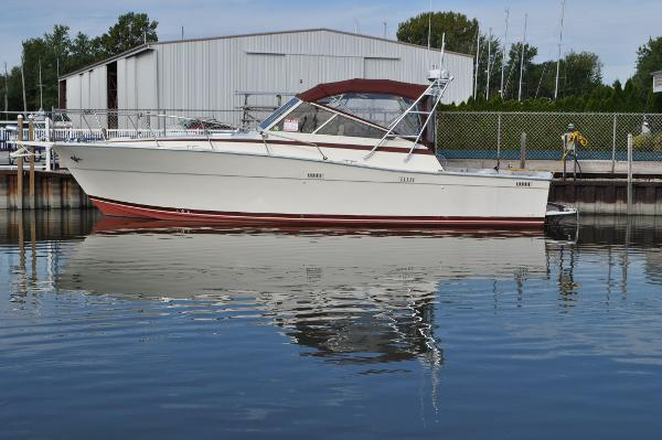 Used 1989 Luhrs 342 Tournament Waukegan Il 60085