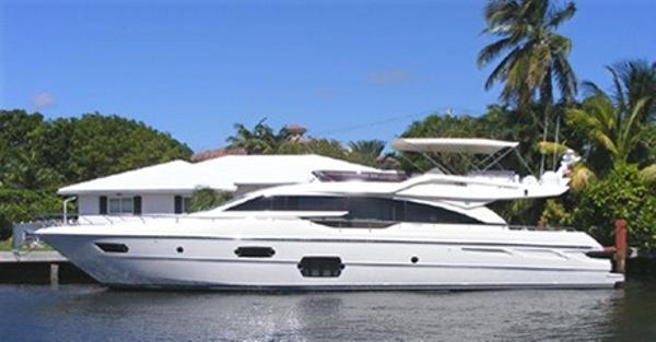 2015 Allmand 69 Economy Yacht