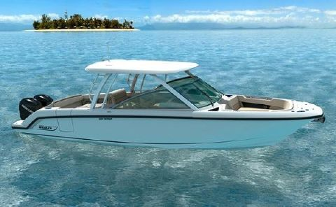 2017 Boston Whaler 320 Vantage Manufacturer Provided Image
