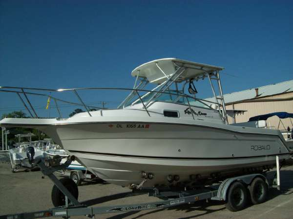 2001 robalo 2440 wa 24 foot 2001 robalo motor boat in for Used boat motors for sale in sc