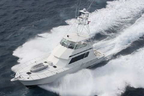 1994 Hatteras 65 Convertible Photo 1