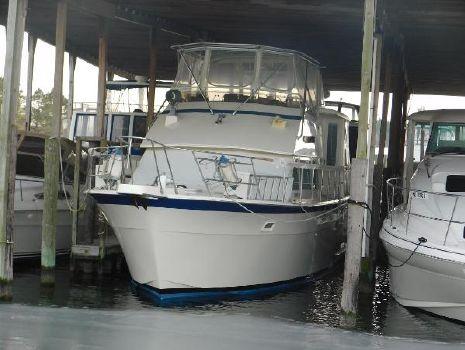 1986 Hatteras Motoryacht 43' 1986 Hatteras