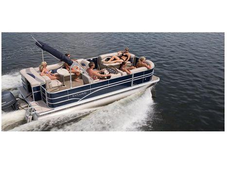2016 Sylvan 820 Mirage Cruise