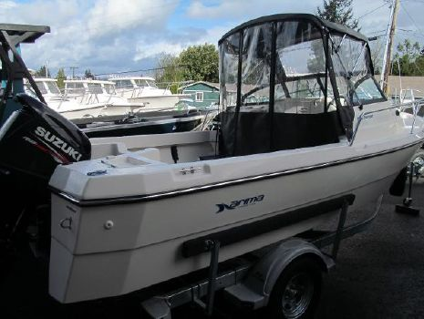 2015 Arima Sea Ranger 19