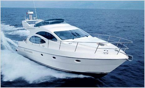 2004 Azimut 42E Manufacturer Provided Image: Azimut 42