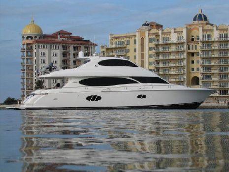 2009 LAZZARA YACHTS 2009 Motor Yacht Profile