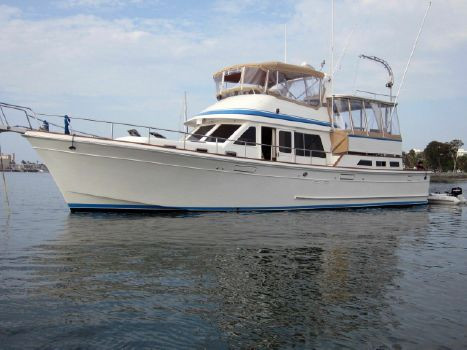 1986 OFFSHORE 48 Yachtfisher