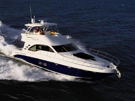 2006 Sea Ray 58 Sedan Bridge Manufacturer Provided Image