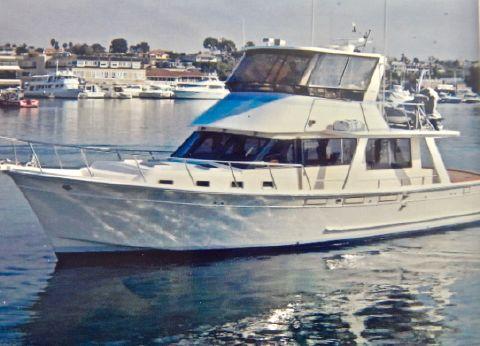 1992 Offshore Sedan