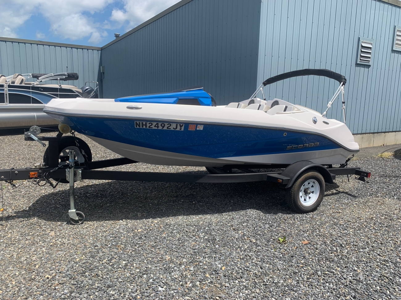2015 scarab 165 ho impulse