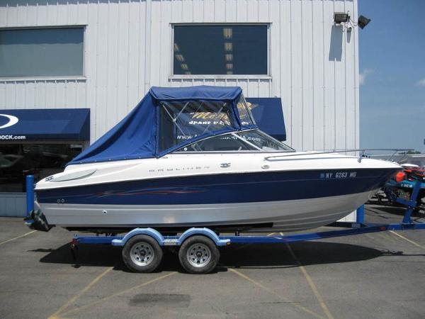 Check out this 2006 BAYLINER 212 CUDDY on Boattrader com