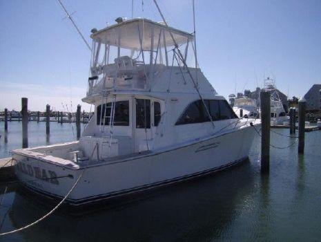 1991 Ocean Yachts Super Sport Profile