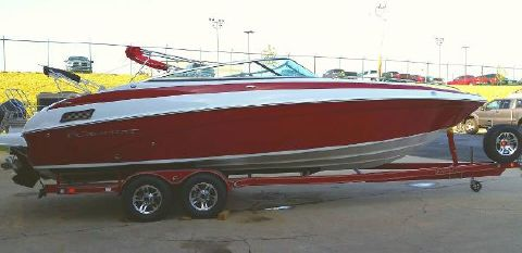 2015 Crownline 275 SS