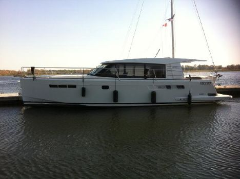 2009 Fjord 40' Cruiser