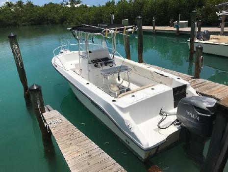 2003 Angler Boats 2500cc