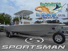 2017 SPORTSMAN Masters 267 Bay Boat