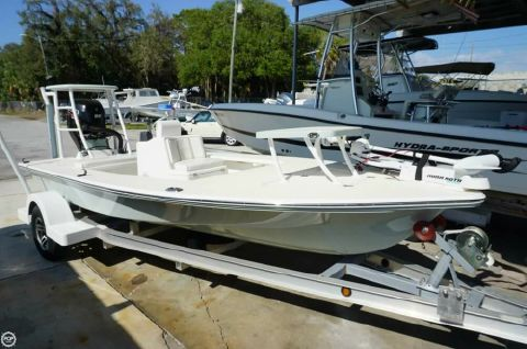 2012 Gause Built Boats 17 Flats Skiff 2012 Gause Built 17 Flats Skiff for sale in Saint Petersburg, FL