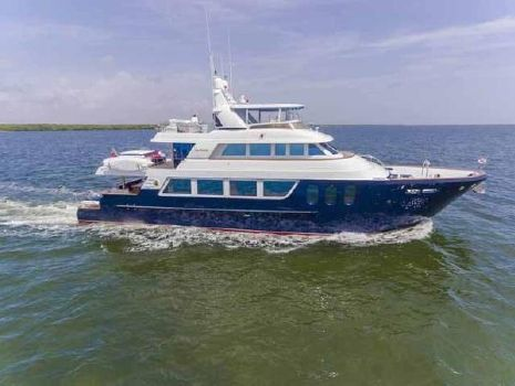 2006 MCP Yachts 98 Global Fast Trawler Profile