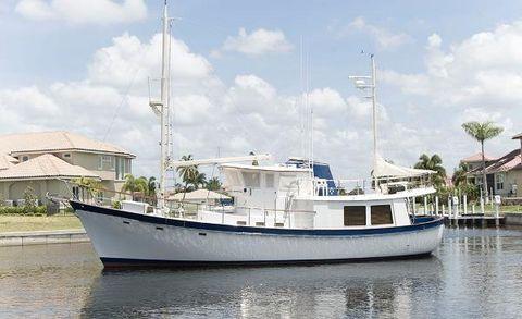 1988 Krogen 54 World Cruiser