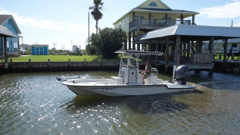 2009 Gulf Coast GC25VS