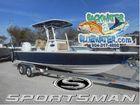 2018 SPORTSMAN Masters 247 Bay Boat