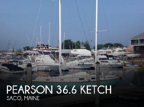 1977 Pearson 365 Ketch 1977 Pearson 365  Ketch for sale in Saco, ME