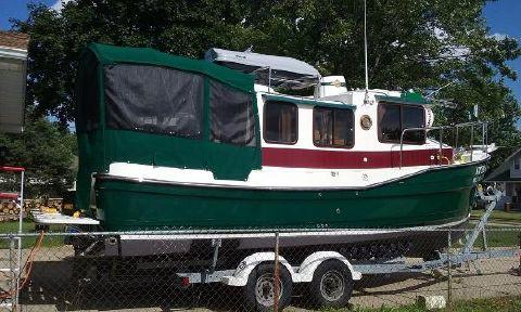 2008 Ranger Tugs 25