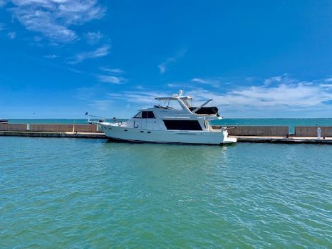 2008 MERIDIAN 490 Pilothouse